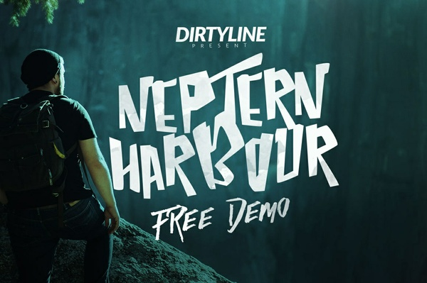 Neptern Harbour Free Font
