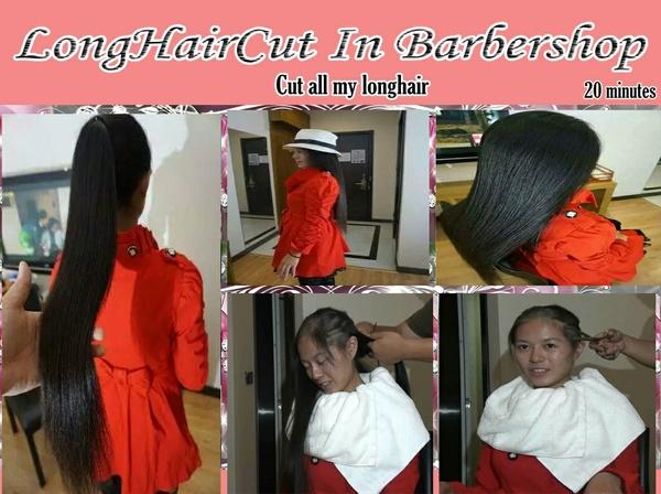 Cut all my longhair