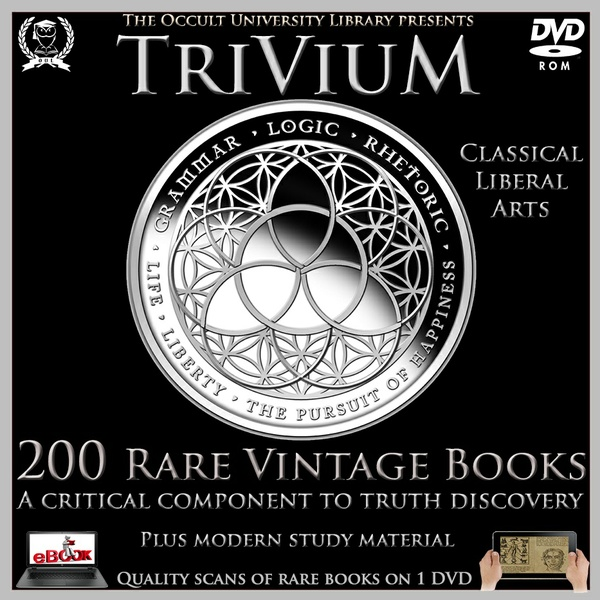 The Trivium - Classical Liberal Arts