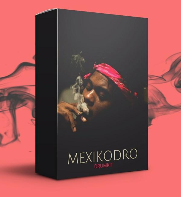 Official MexikoDro DrumKit