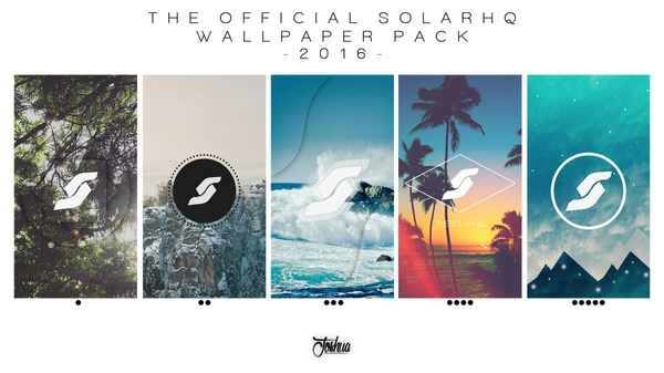 TheSolarHQ Wallpaper Pack