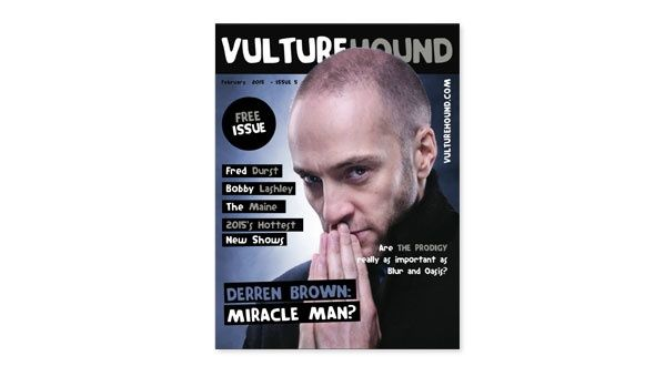 VultureHound Magazine #5 February 2015