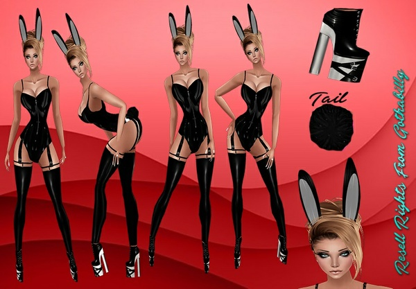 Easter Pvc Package Catty Only!!!