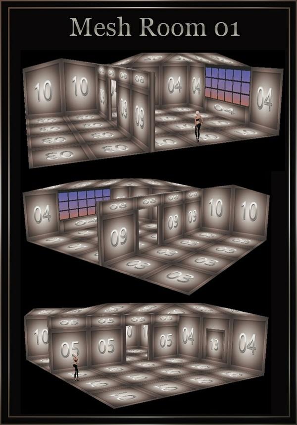 Room_Mesh 01