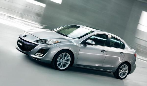 Mazda 3 (2004-2012) Workshop Manual