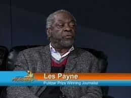Part 3 of Les Payne, Pulitzer Prize Winning Journalist on Harlem Stoop Talk