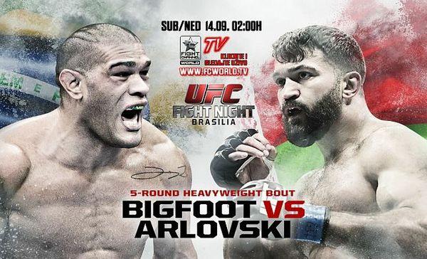 UFC Fight Night 51 Paid Betting Picks