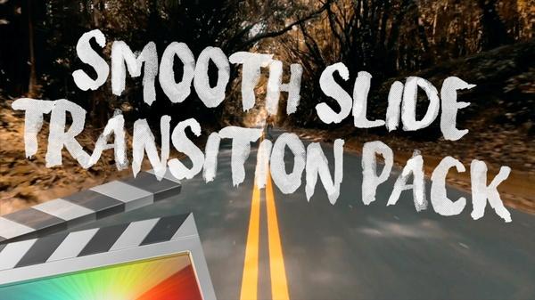 Smooth Slide Transition Pack