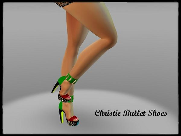 Christie Bullet Shoes