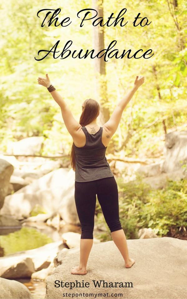 The Path to Abundance Ebook