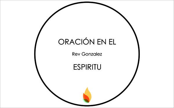 Oracion en el espiritu