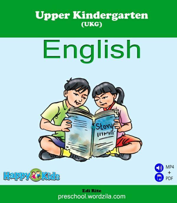 Kindergarten B (UKG) English