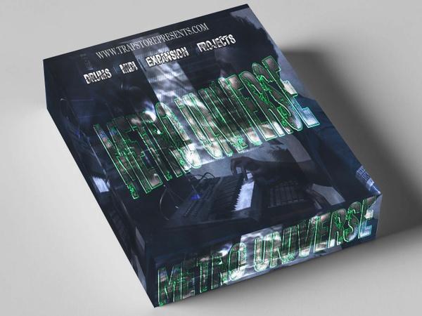 SOUNDKITS - METRO UNIVERSE  / MIDI / 5 FLP / EXPANSIONS