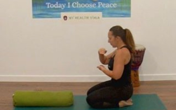 Yoga for Anxiety 'Return to Innocence' - with Carrie-Anne Fields