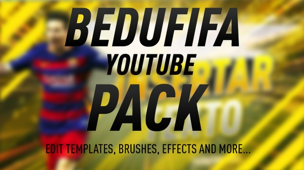 Fifa 17 Templates and brushes BeduFIFA Youtube