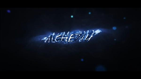 techartz's 3D Text Intro