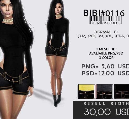 BIBI#0116 | PNG
