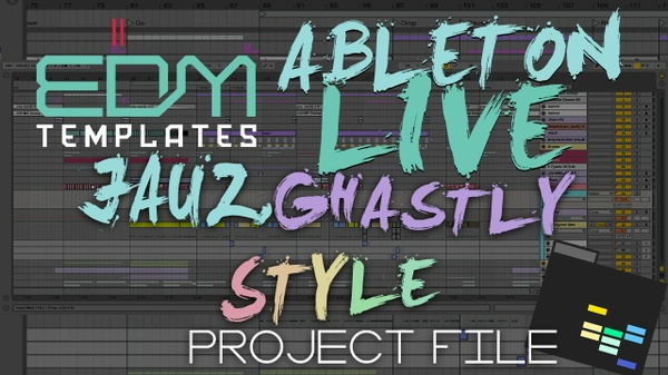 Ableton Live Bass House Template 02.02