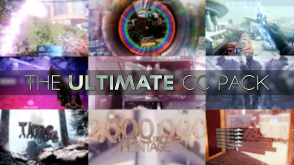 The ULTIMATE Color Correction Pack! [NEW]