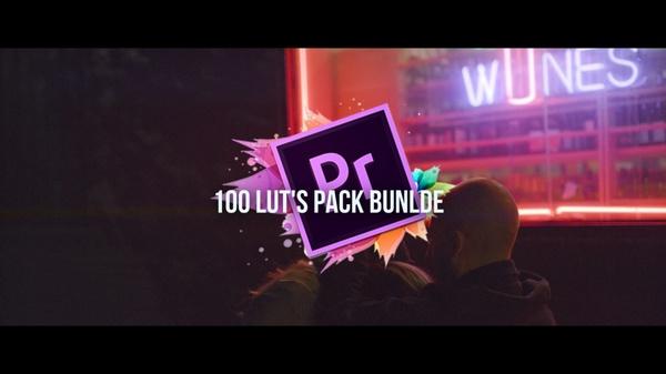 (Best Seller) 100+ Lut's Pack For Professional Color Grading