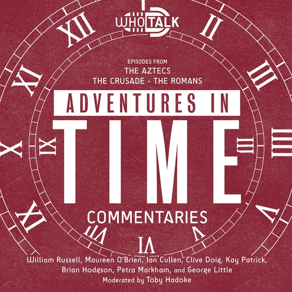 Who Talk: Adventures in Time