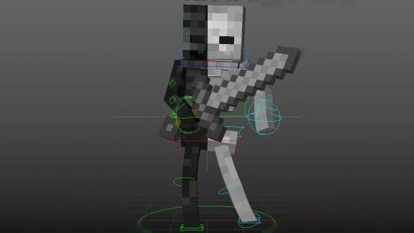 Skeleton Rig V3.0