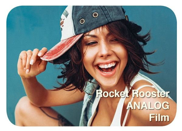 Rocket Rooster Analog Film Presets