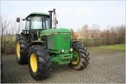 JOHN DEERE 4050, 4250, 4450, 4650, 4850 TRACTOR Service Repair Manual TM1353