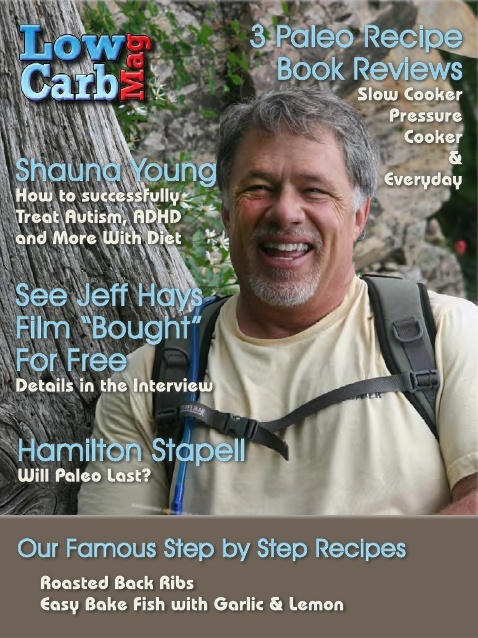 Low Carb Mag February 2015 - The Worlds Most Loved Low Carb Magazine