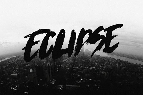 Eclipse Font