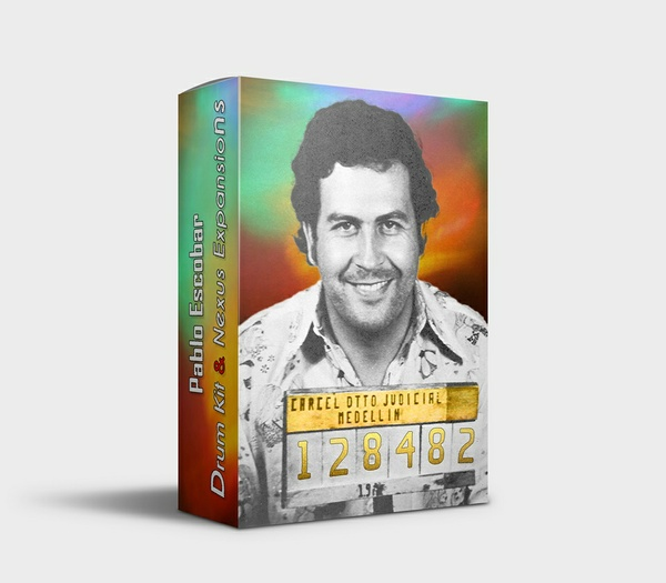 Pablo Escobar Drum Kit N Nexus Expansion