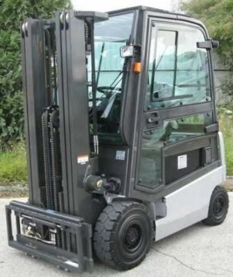 Nissan Electric Lift Truck Type 1Q2: 1Q2L20, 1Q2L25, G1Q2L25, G1Q2L30, G1Q2L30H Service Manual