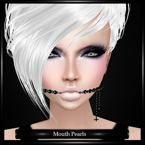 Mouth Pearls Mesh