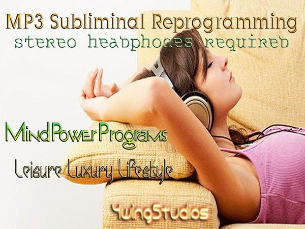 Leisure Luxury Lifestyle Subliminal MP3
