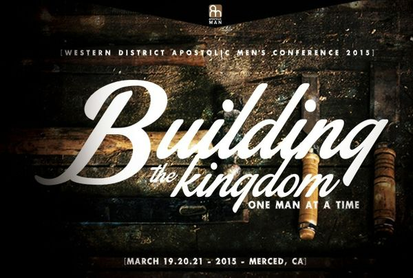Western District Apostolic Men's Coference 2015  Building the Kingdom 3-21-15am MP4