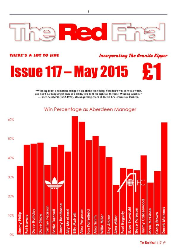 The Red Final, Issue 117