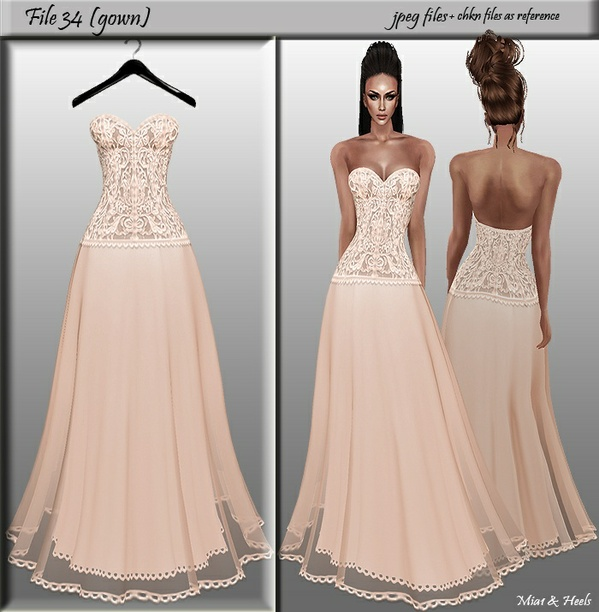 File 34 ( Gown )