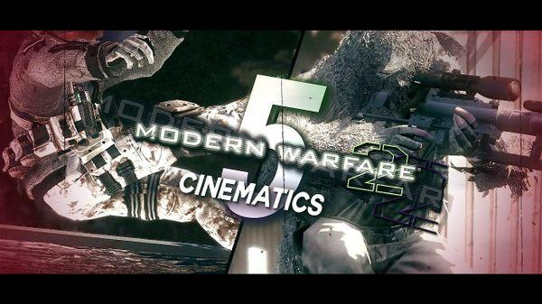 5 MW2 Cinematics!