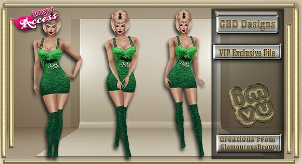 Bad Bitch Emerald Collection MARCH VIP LIMITED FILE