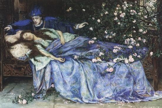 Audiolibro: La Bella durmiente