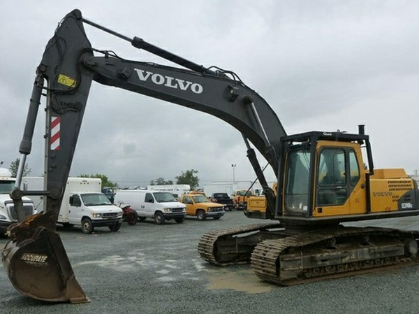 VOLVO EC290 LC EC290LC EXCAVATOR SERVICE REPAIR MANUAL - DOWNLOAD