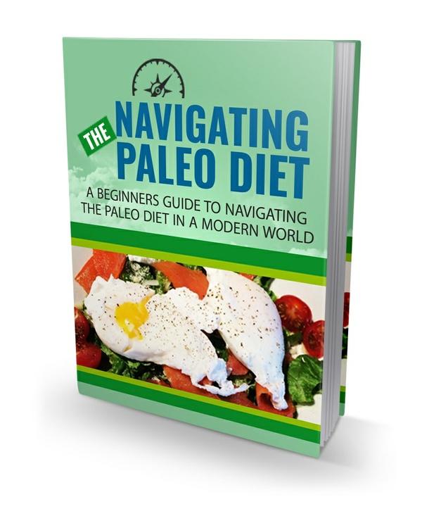 Ebook The Navigating Paleo Diet