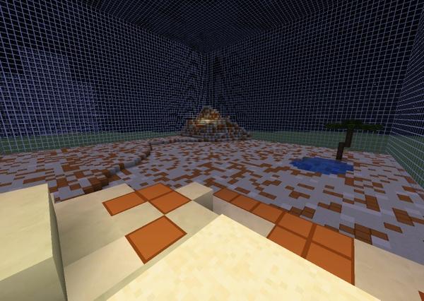 Desert Practice Arena