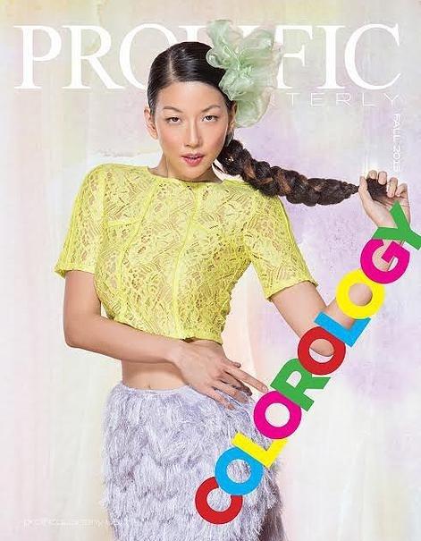 Prolific Quarterly Fall 2015 Colorology Edition