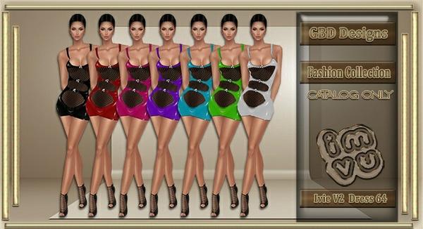 Ivie Dress V2 CATALOG ONLY
