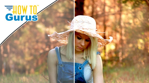 Photoshop for Beginners : How to Fix White Balance and Exposure in a Photo in CC 2017 CS6 CS5