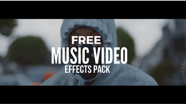 Music Video Effects Pack!