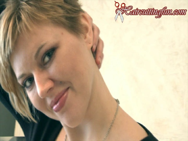 Bria's Edgy Pixie Haircut - VOD Digital Video on Demand