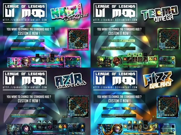 League of Legends UI Mod - #4
