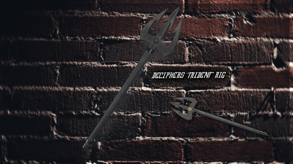 Deciphers Trident Rig [FREE]